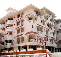 villas apartments in cochin, Infra Hillock Phase-III