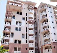 luxury apartments in kerala, Infra Hillock Phase-III